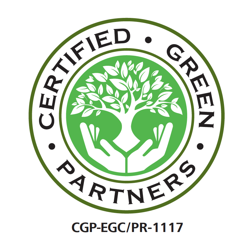 Pandora Certified Green Partner